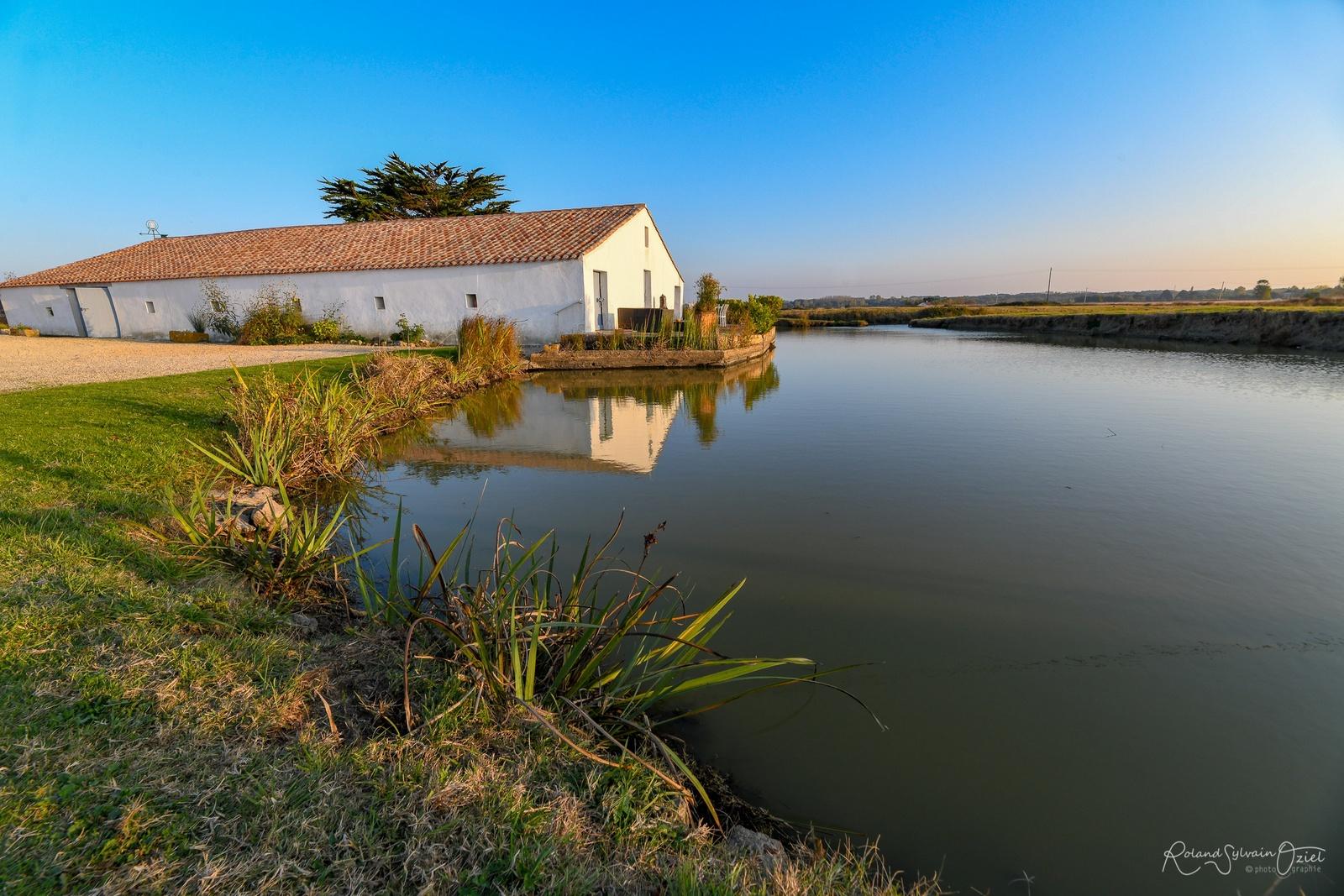 Gite avec pêche sur place en Vendée